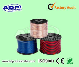 Speaker Cable 2*1.0/1.5mm2 Copper pictures & photos