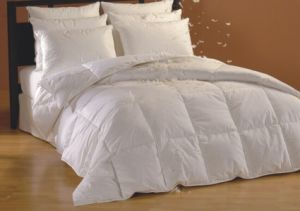 Hotel White Goose Down Comforter pictures & photos