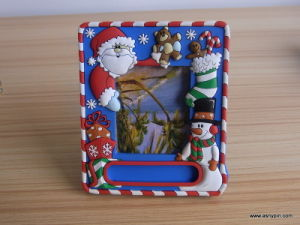 Christmas Gifts 3D Photo Frame Gifts pictures & photos