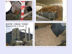 Wood Sawdust Dedicated Rotary Drying Machine pictures & photos