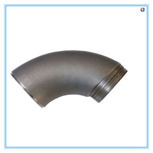 SUS Pipe Elbow Made of Stainless Steel pictures & photos