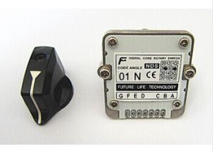 Encode Digital Code Rotary Switch for Industrial Equipment 13 Model to Choose