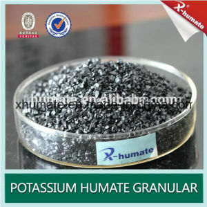 98% Super Potassium Humate Shiny Flake pictures & photos
