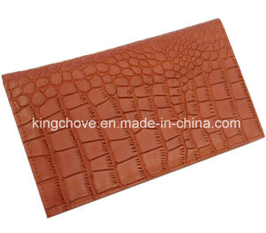 Best Selling and Good Quality Croco PU Passport Cover (KCI12)