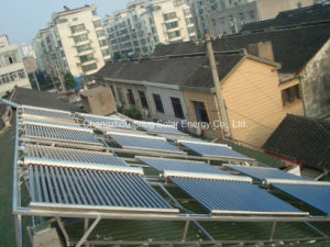 Vacuum Tube Solar Collector for Solar Project pictures & photos