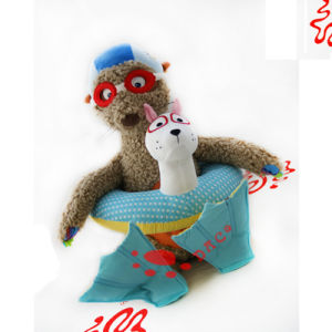 Soft Plush Film Toy Mongoose