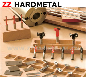 Hra93 High Wear Resistant Alloy Wood Working Insert pictures & photos