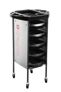 Large Capacity Beauty Hair Salon Trolley (MY-Q8) pictures & photos
