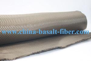 Fire Protection Basalt Fiber Fabric