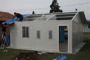 High Quality Easy Installation African Prefab House/ Prefab Building/Home pictures & photos
