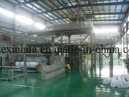 High Quality Non Woven Machine SSS 2400mm pictures & photos