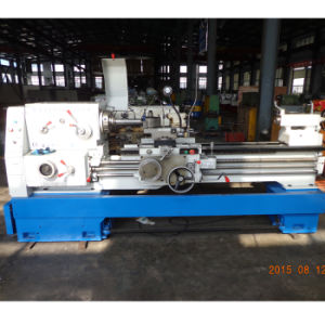 Horizontal Metal Big Bore Lathe Machine (CA6250B) pictures & photos