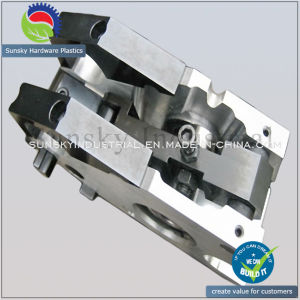 CNC Lathe Machining Precision Metal Part (ST13021) pictures & photos