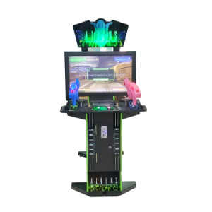 Hot Sale Aliens Shooting Arcade Game Machine for Sale