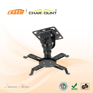 360 Degree Rotation Heavy Duty Universal Projection Ceiling Mount (CT-PRB-6S) pictures & photos