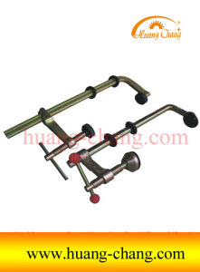 Steel Manual Clamp Series for Fix Stone