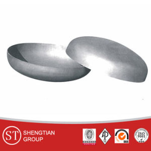 Smooth Surface Carbon Steel Seamless Cap pictures & photos