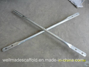 Construction Frame Scaffolding Accessories|X-Brace|Frames Cross Brace pictures & photos