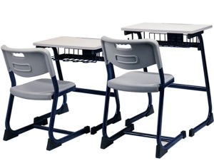 Sf-32f1 Popular Student Desk and Chair in Dubai pictures & photos