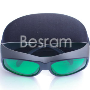 CE 190-470nm 610-760nm UV Red Laser Protection Glasses