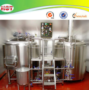 Large and Mini Beer Brewery Equipment pictures & photos
