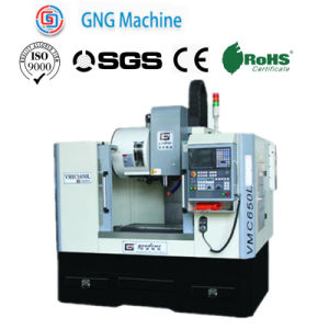 High Quality CNC Center Drilling&Milling Machine pictures & photos