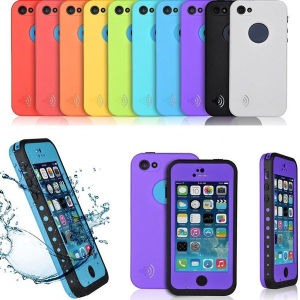 best cheap 5b83f 771e4 Waterproof Protective Mobile/Cell Phone Cover Case for iPhone 5 5s Se for  Amzon Ebay Wish Smart Phone Case