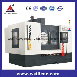 Big Model Vmc CNC Machining Center Cost with Linear Guide Way