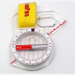 Need Agent ---Kanpas Elite Competition Orienteering Thumb Compass #MA-43-F