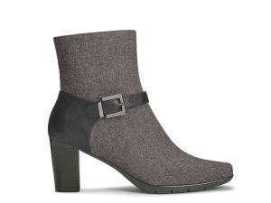 High Heel Ankle Boot for Lady (HT1004-9) pictures & photos