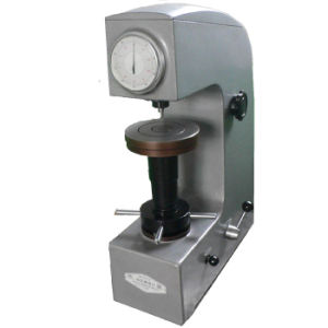 Manual Metal Rockwell Hardness Tester/Testing Machine (Hr-150A) pictures & photos