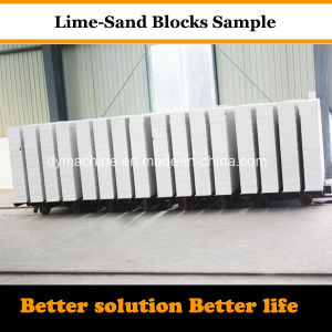 50 Million Sand Lime Block Machine in Burma pictures & photos