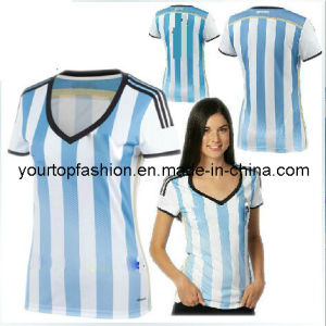 premium selection e1067 55ab5 China Thailand Quality Womens Argentina Uniform, Womens Home ...