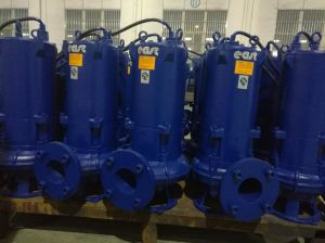 Vertical Submersible Axial Flow Water Pump pictures & photos