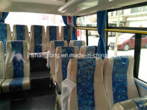6.6 Meters 20-28 Seats Passenger Van with Cummins Engine pictures & photos