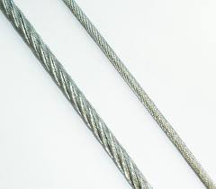 Stainless Steel Wire Strand R/L Hand Lay