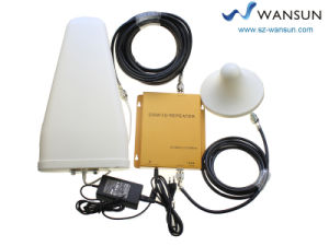 Cell Phone Signal Booster Repeater Wansuntone 17c29p1 900/2100MHz GSM/WCDMA Mobile Amplifier