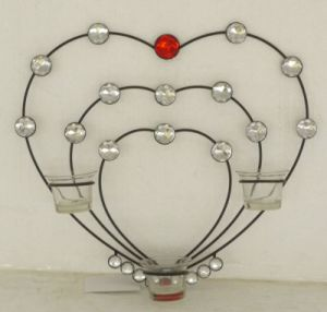New Design OEM Heart Shaped Metal Craft pictures & photos