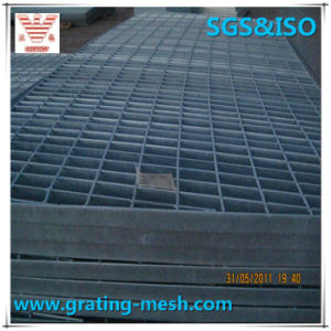 Untreated/ Binding Bar/ Steel Grating for Construction