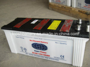 Dry Charge Car Battery (N120 12V120AH)