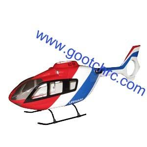 China Rc Airwolf Fuselage, Rc Airwolf Fuselage Wholesale
