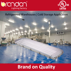 Refrigerated Warehouse Application
