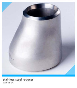 Ss316L Stainless Steel Pipe Fittings Eccentric Reducer pictures & photos