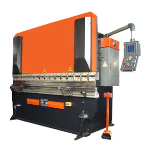 CNC Control Hydraulic Press Brake pictures & photos