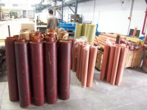Fiberglass Cloth Moulded Rod and Tubes pictures & photos