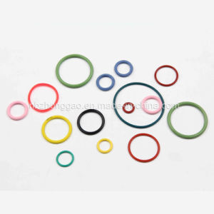 LFGB Certified O-Ring--Different Color Rubber O Ring