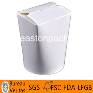 32oz Disposable Take out Chinese Noodle Paper Box pictures & photos