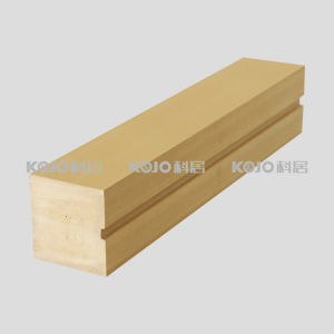 Waterproof WPC Material Door Square Profile (F-3937) pictures & photos