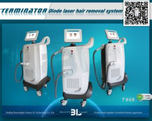 Painless Diode Laser Permanent Hair Removal Machine
