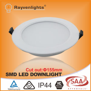 Top Quality Small LED SMD Downlight Cutout 165mm SAA